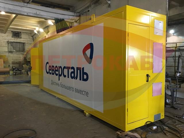 Кабины электрооборудования производства Петрокаб